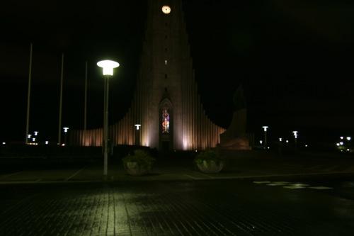 ハットルグリムスキルキャ教会。