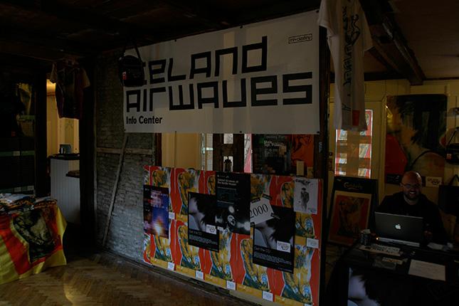 Iceland Airwaves 事務局