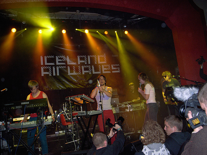 Iceland Airwaves - BloodGroup